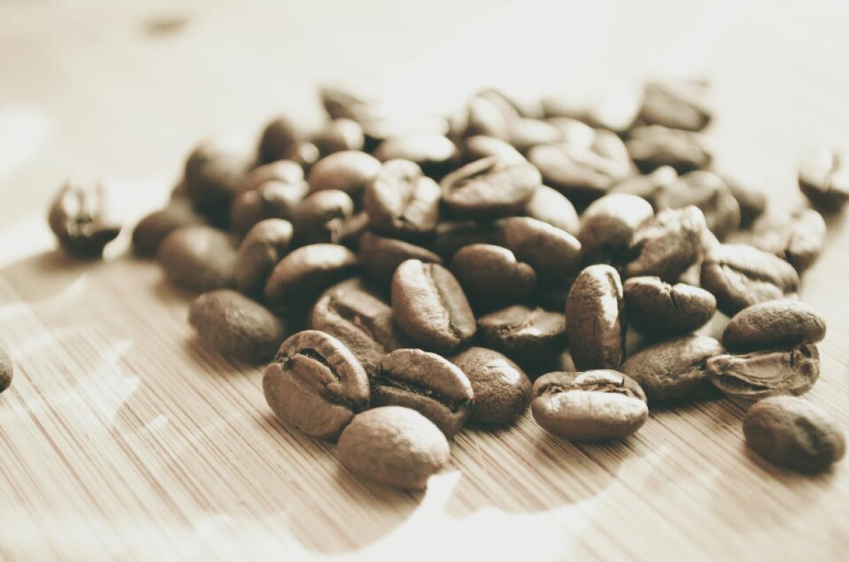 Coffee Bean Beans #100698