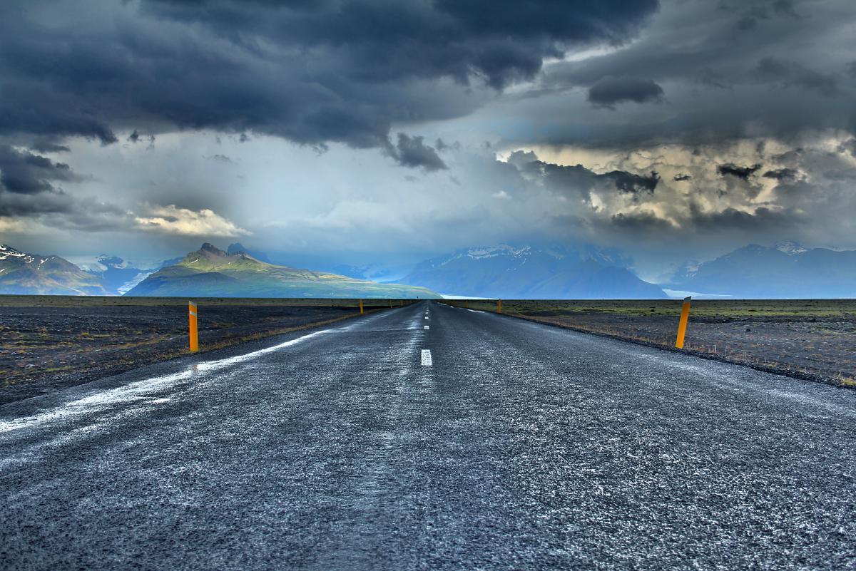 Asphalt Road Highway #10127