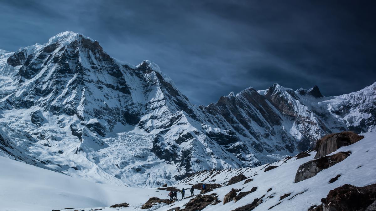 Mountain Glacier Snow #10147