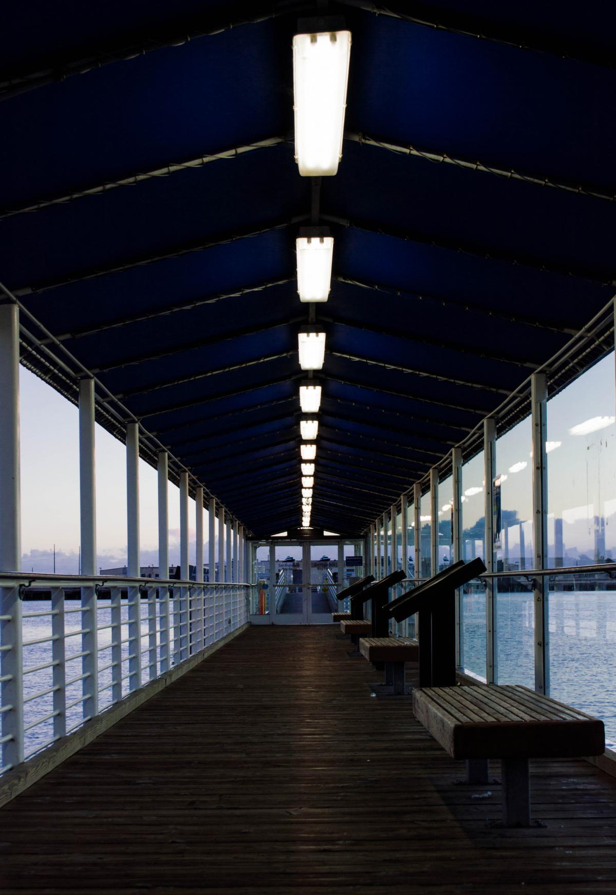 Puente Arquitectura Ciudad #102705