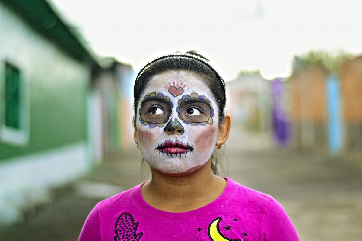 Face Portrait Person #10292