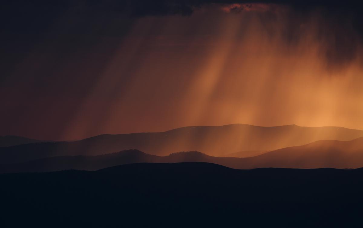 Sunset Sun Sky #10304