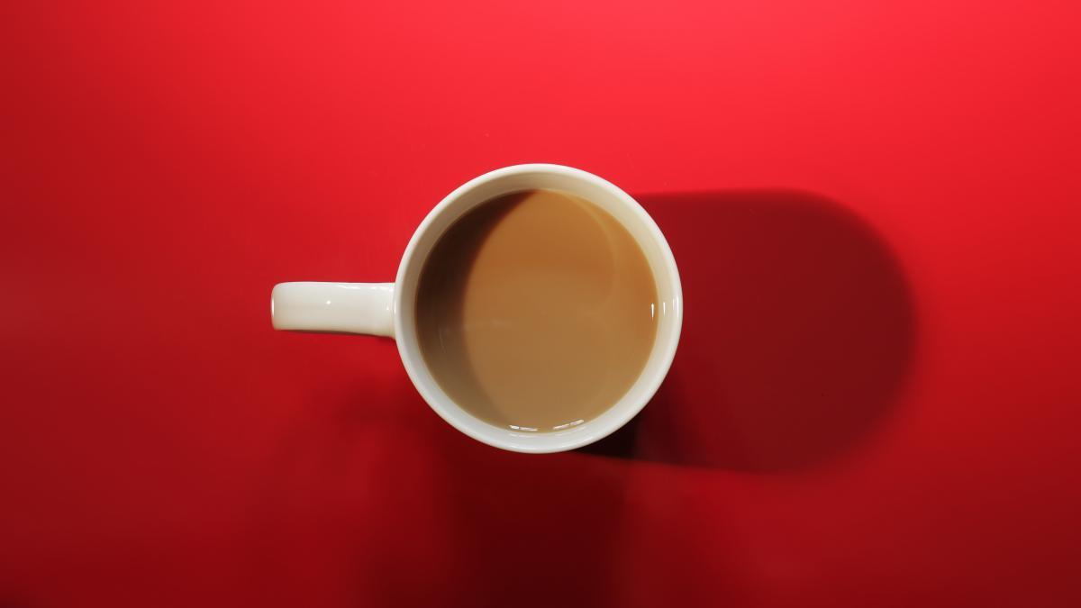 Beverage Cup Tea #10334