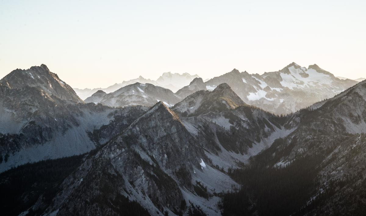 Mountain Glacier Snow #10345