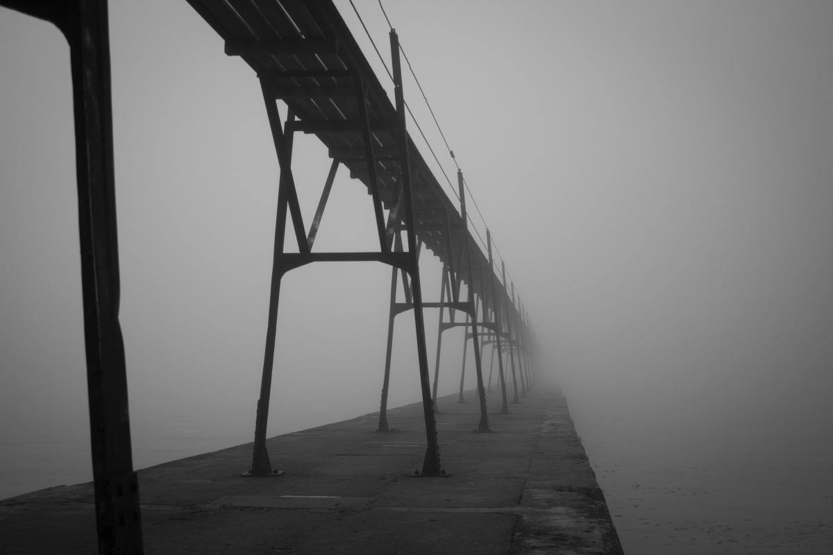 Sky Bridge Landscape #103687