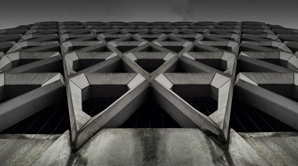 Roof Concrete Architecture #10368