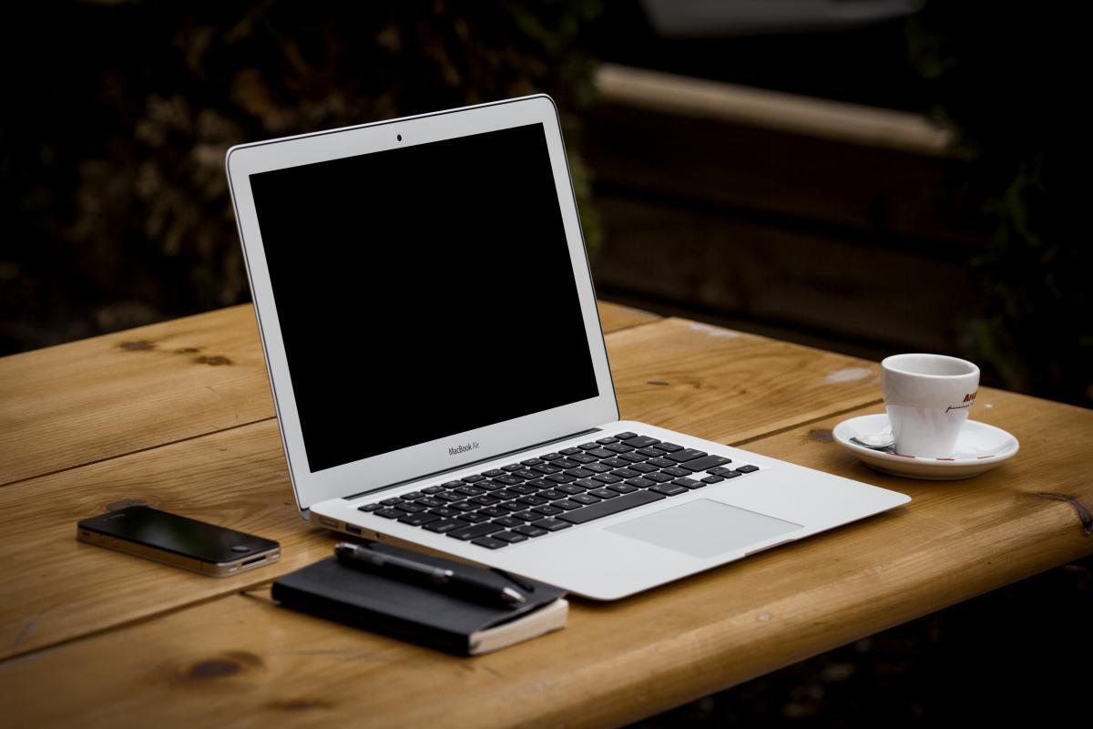Notebook Laptop Portable computer #10396