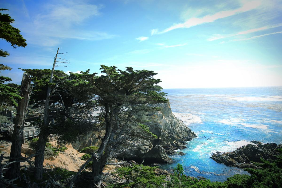 Landscape Water Sea #104002