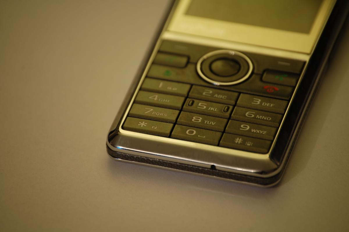 Ordinateur de technologie téléphonique #104182