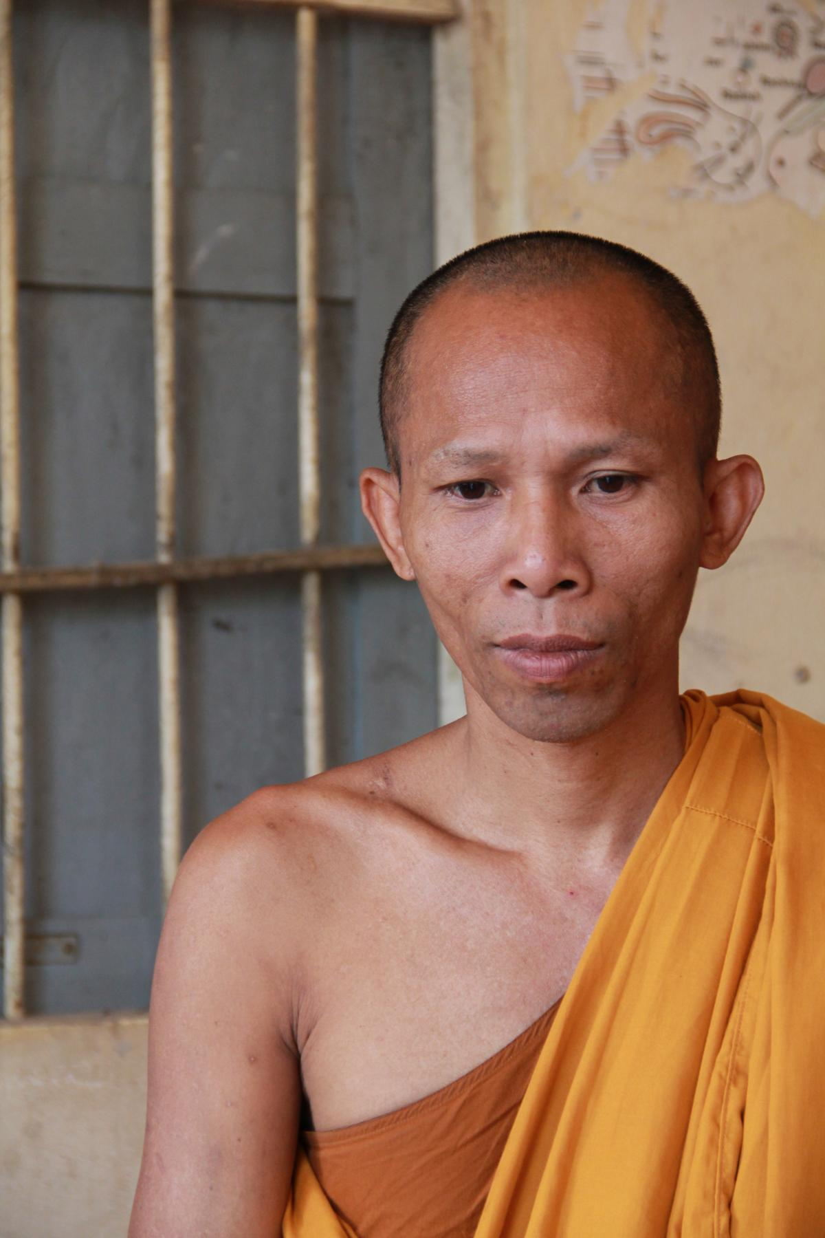 Religious Monk Buddhist