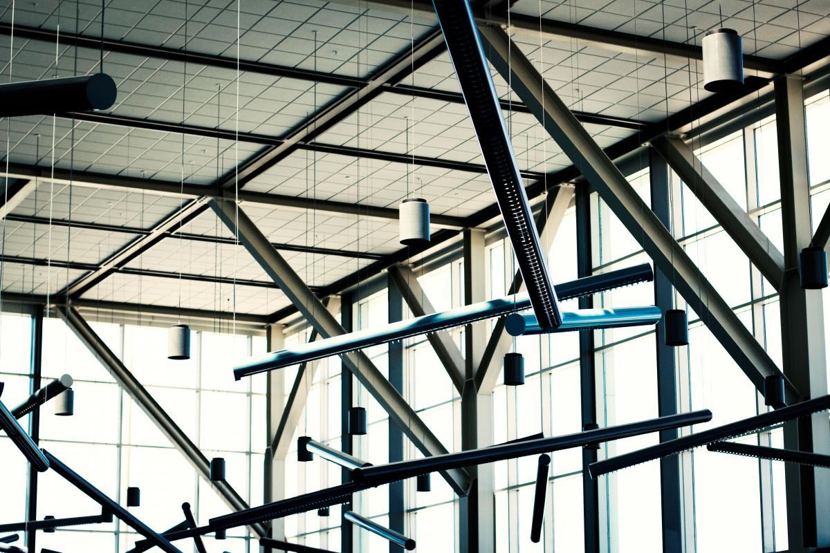 Line Architecture Modern