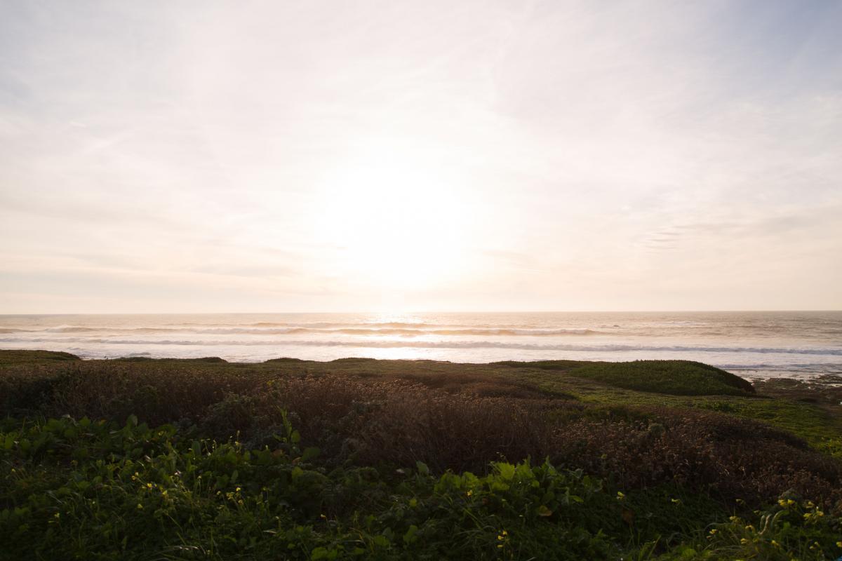 Landscape Plain Sky #105332
