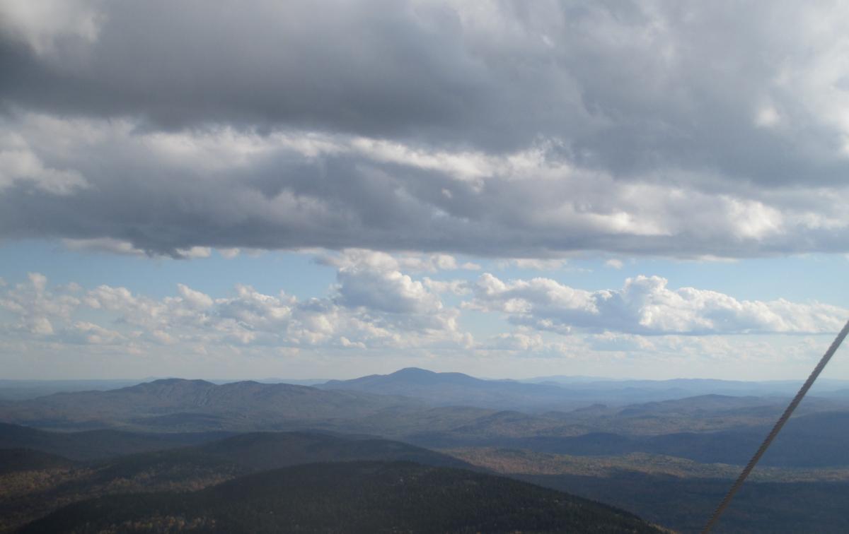 Mountain Range Landscape #105450