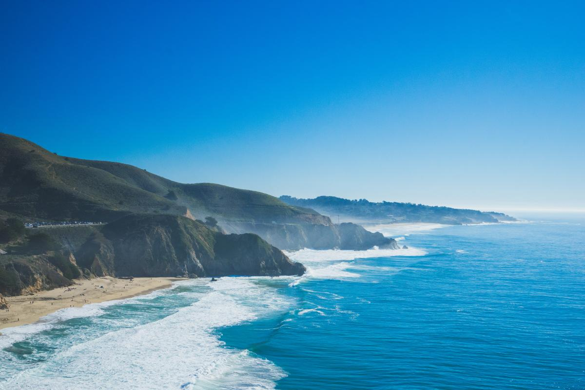 Sea Water Coast #105705