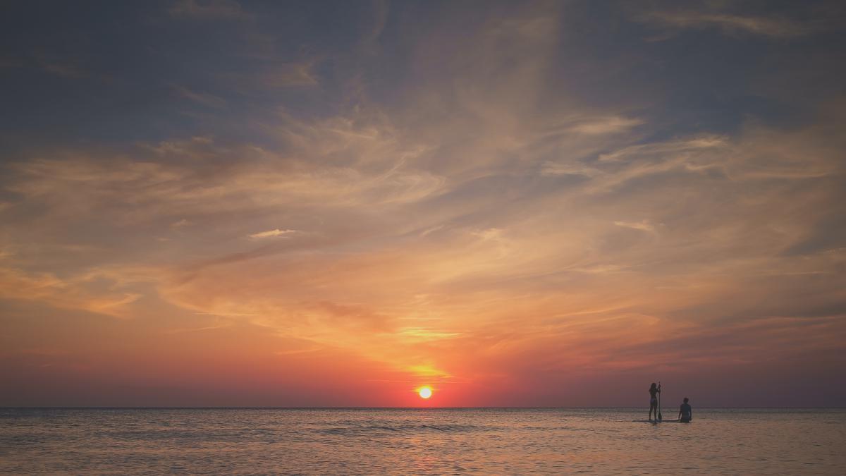 Sun Sunset Sky #10622