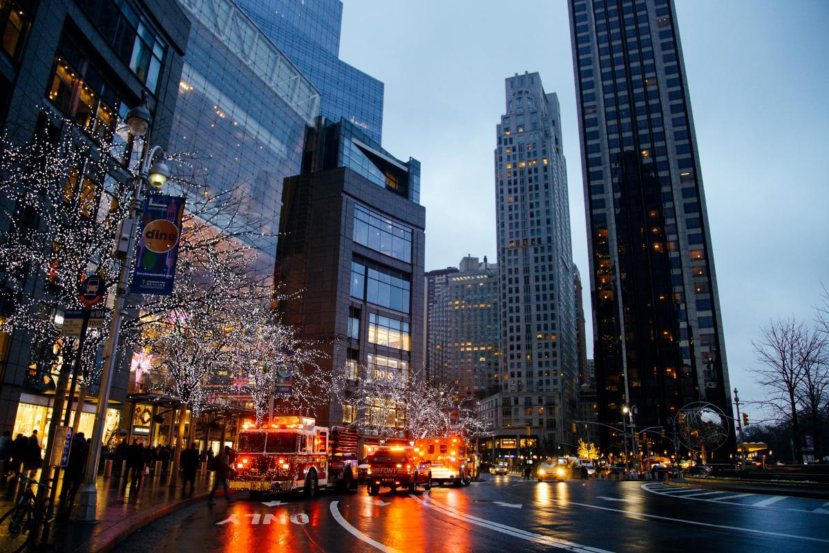City Cityscape Manhattan #10661