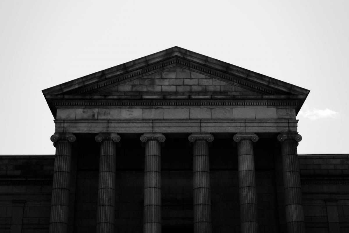 Architecture Building Column #10692