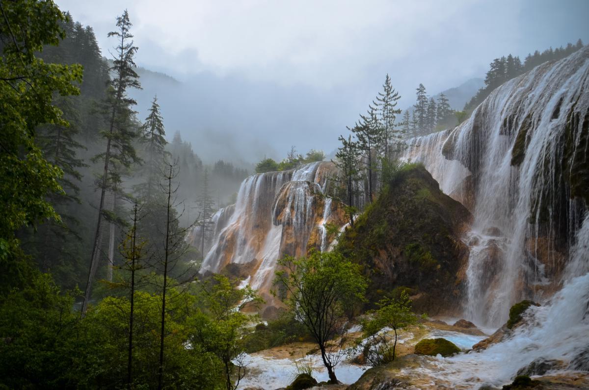 Waterfall Landscape Water #10796