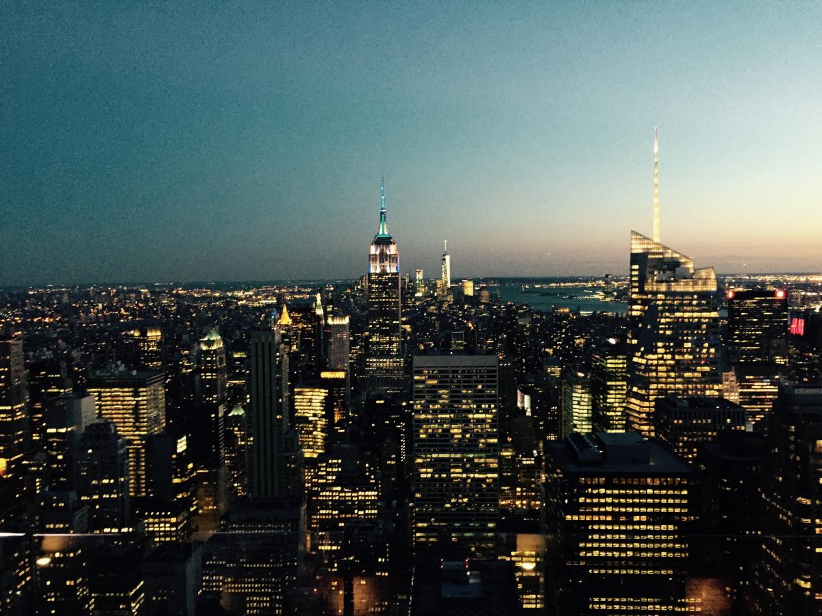 City Manhattan Skyscraper #108860