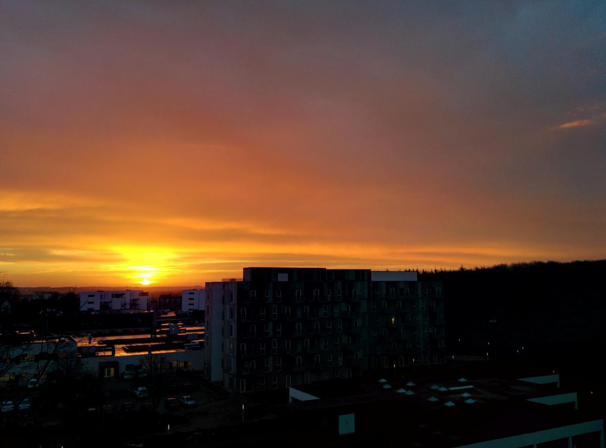 Sun Sunset Sky #109331