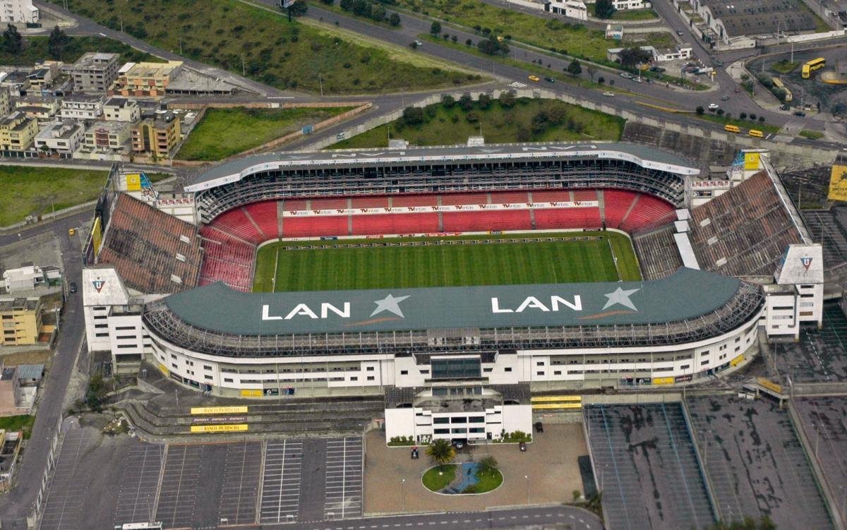 Stadium Structure Road