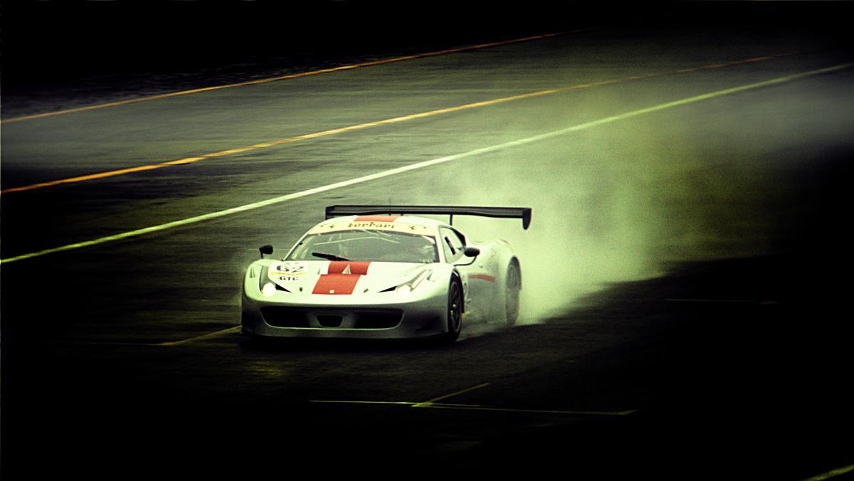 Car Racer Motor vehicle #11012