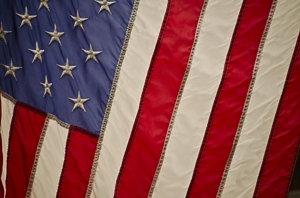 Flag Emblem Vestment