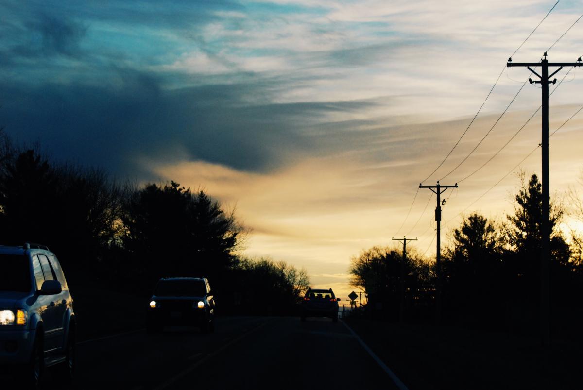 Atmosphere Sky Clouds