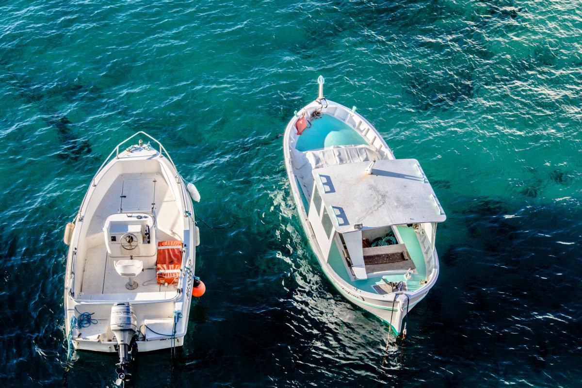 Boat Sea Water #11167