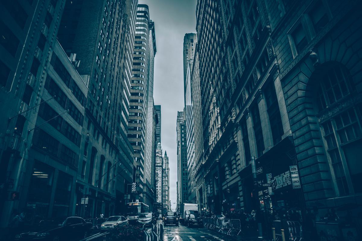 City Skyscraper Architecture #11177