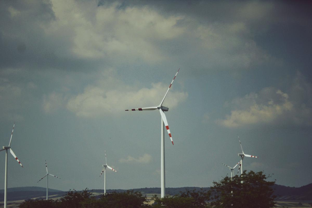 Turbine Electricity Wind