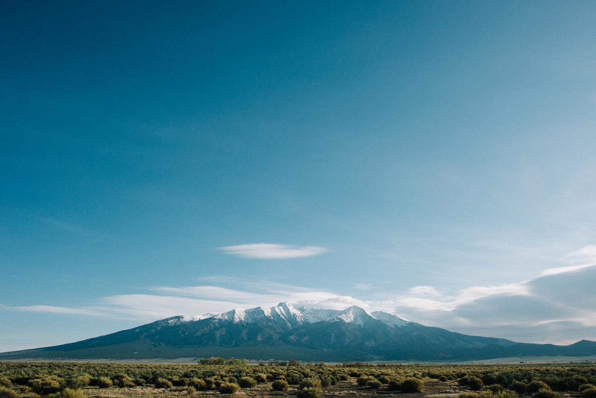Landscape Sky Grass #11214