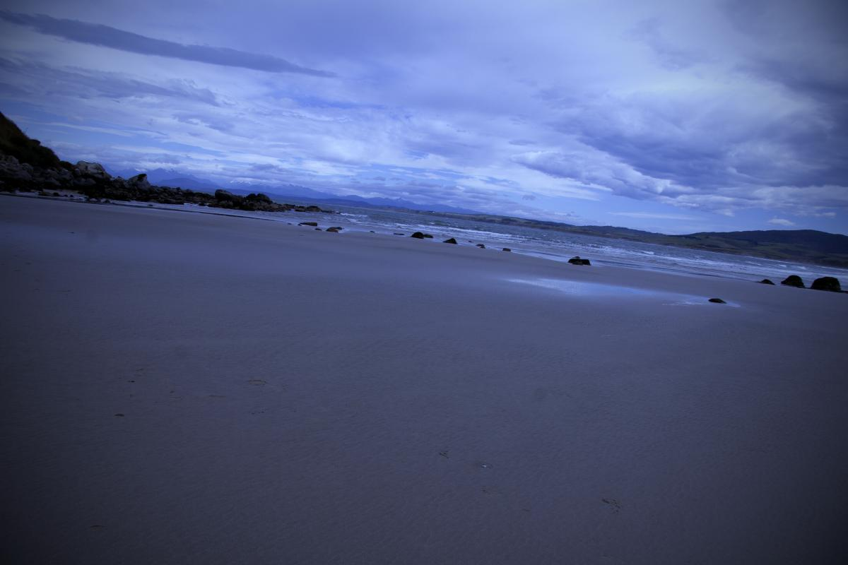 Beach Sand Ocean #112275
