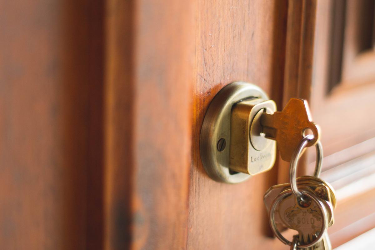 Lock Padlock Metal #112813