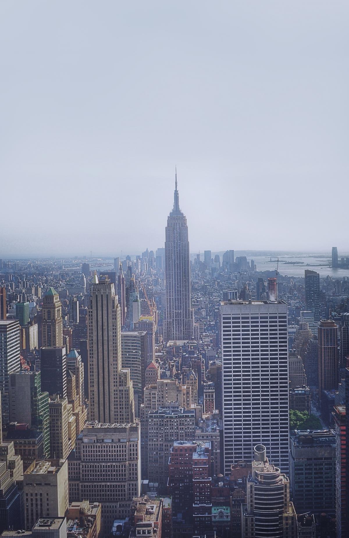 Skyscraper Manhattan City #113279