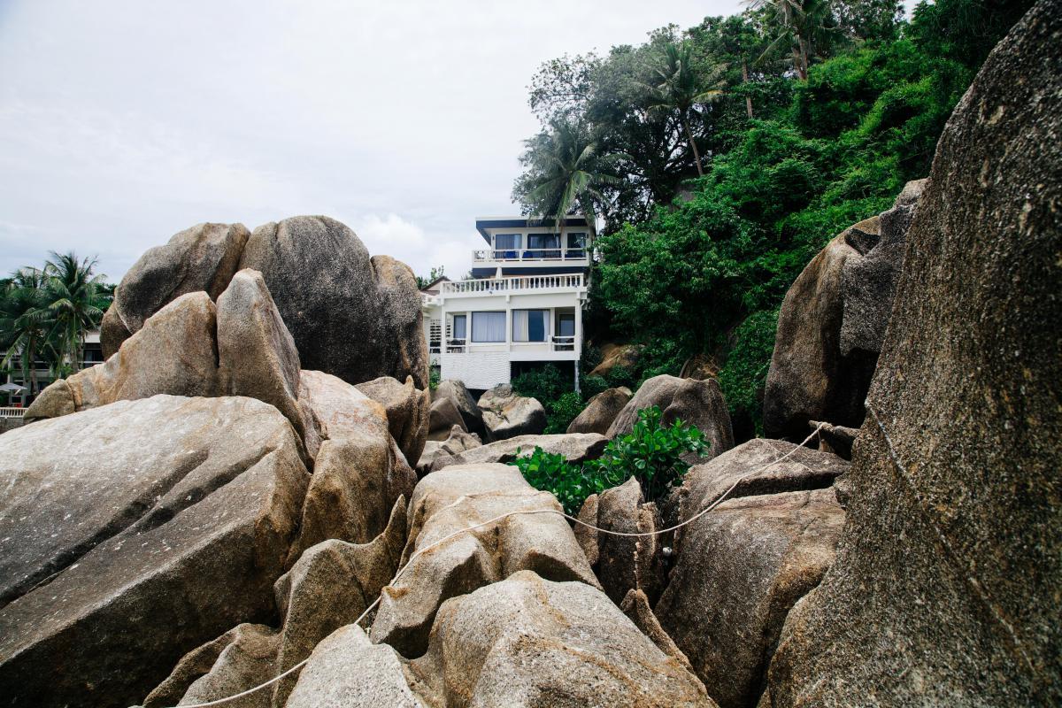 Rock Stone Landscape #11461