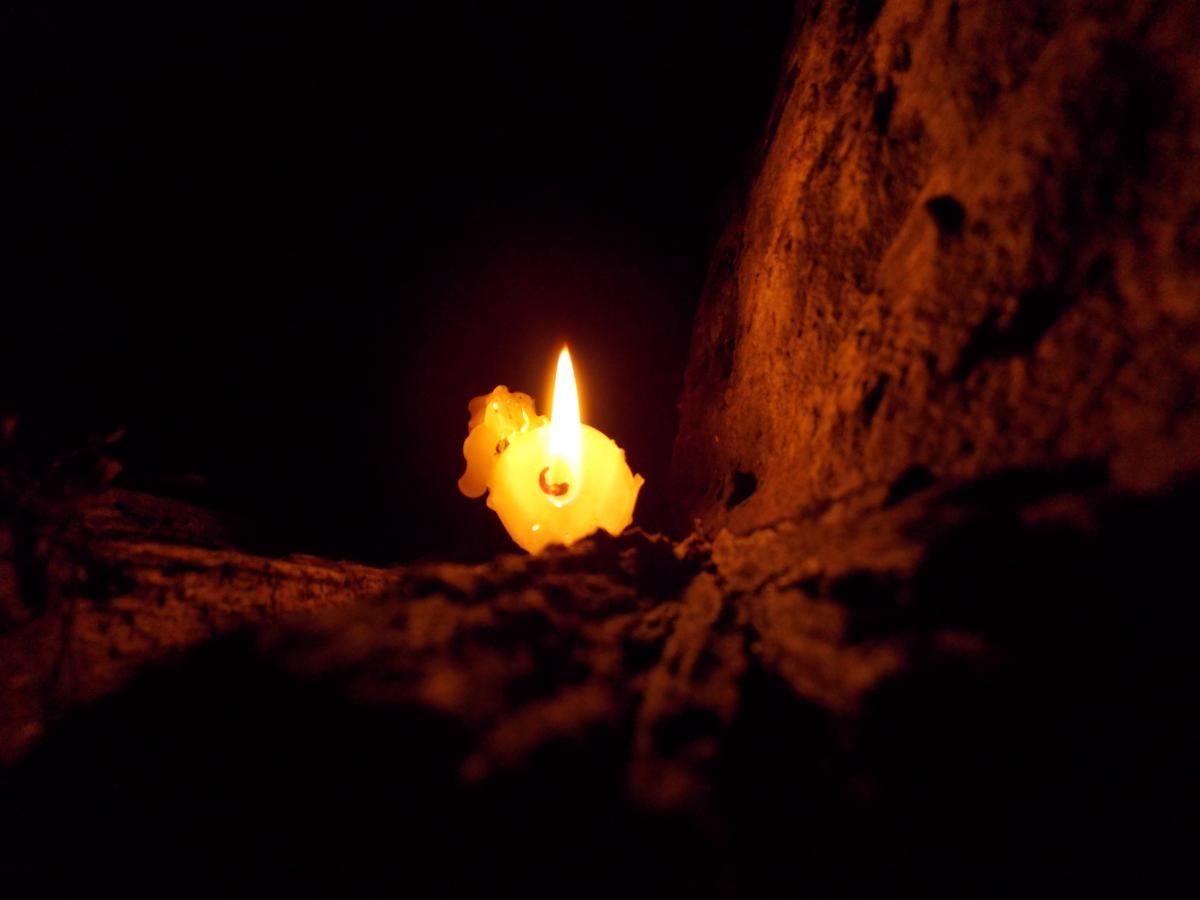 Candle Cord Source of illumination
