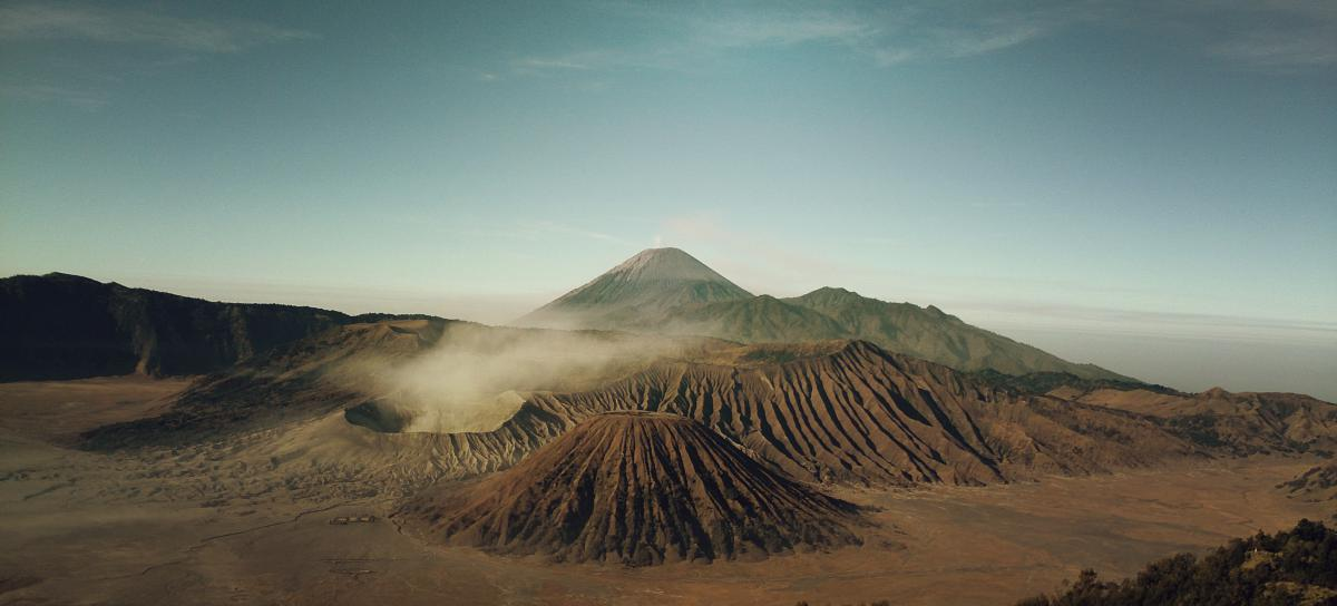 Dune Sand Volcano #11610