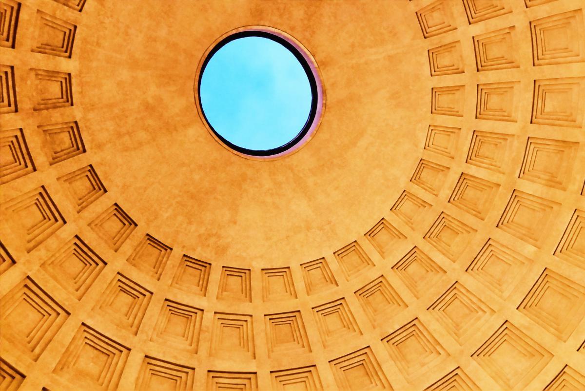 Round Circle Symbol #11639