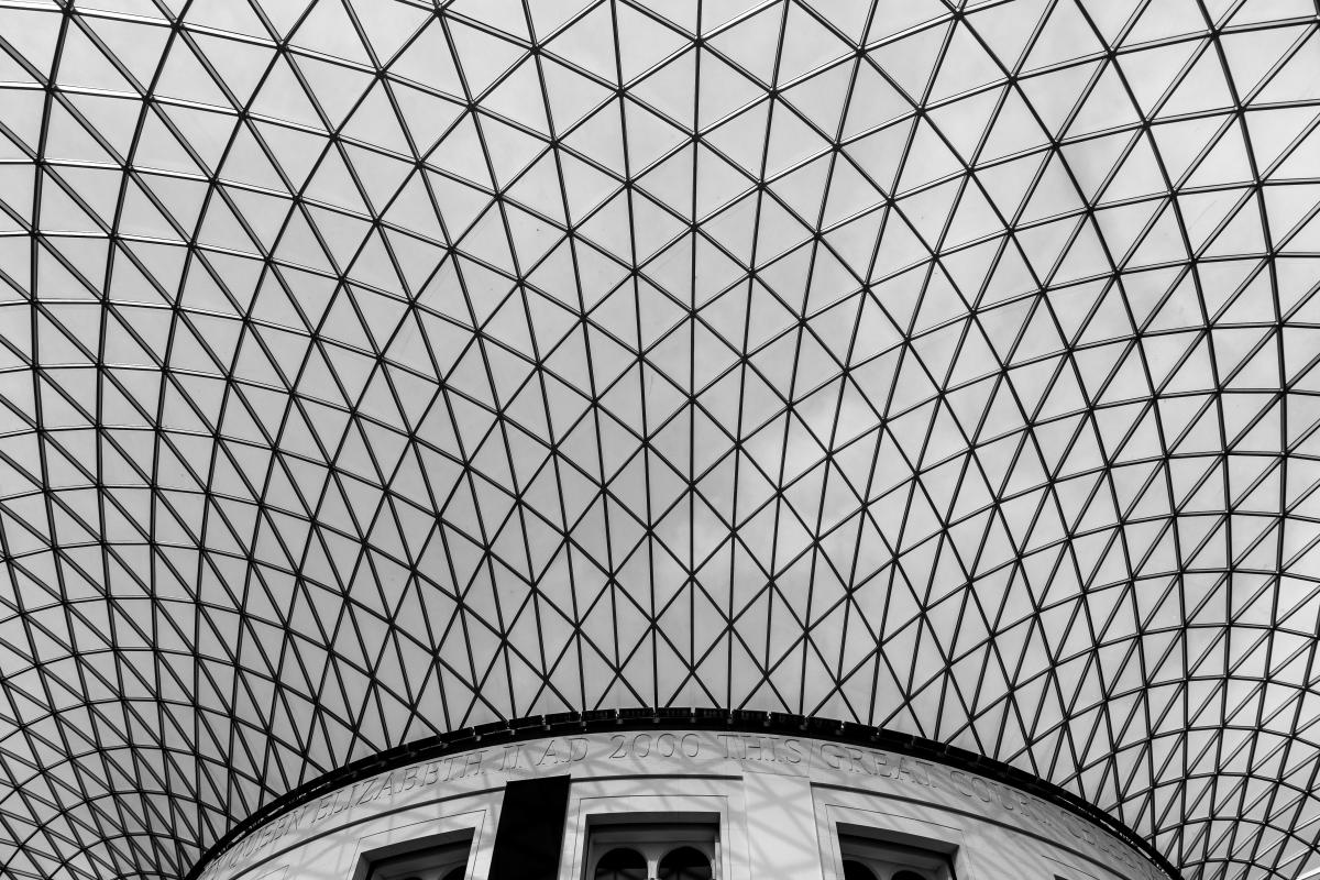 Roof Dome Building #11822