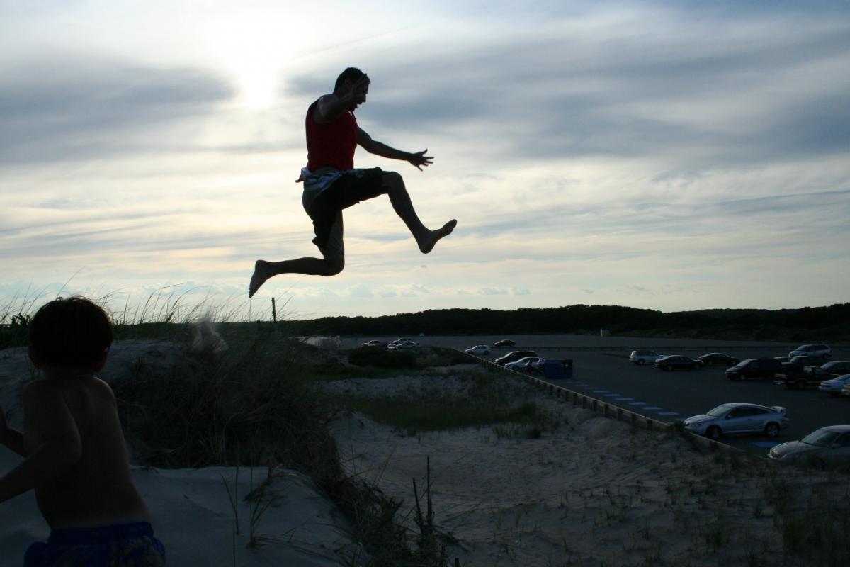 Jump Jumping Sky #120992