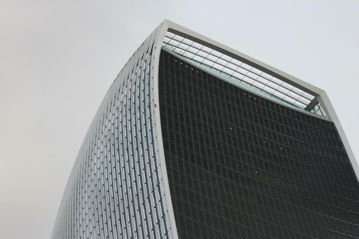 Skyscraper Building City #12226