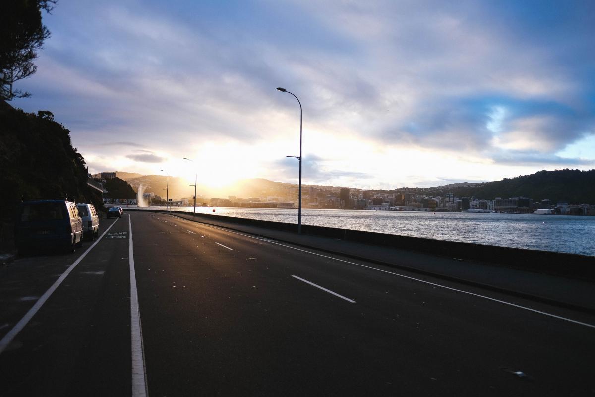 Road Highway Way #122911