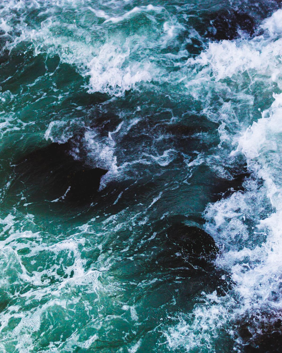 Reef Water Ocean #12294