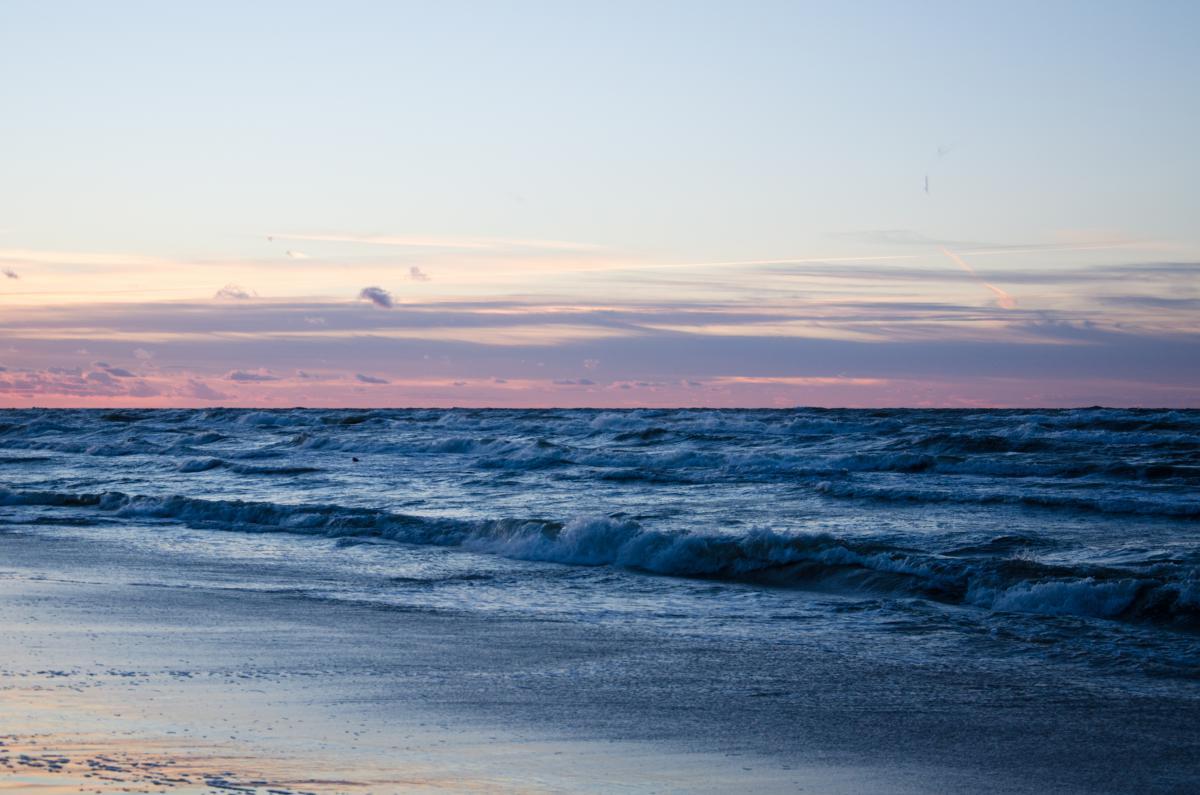 Ocean Beach Sea #12326