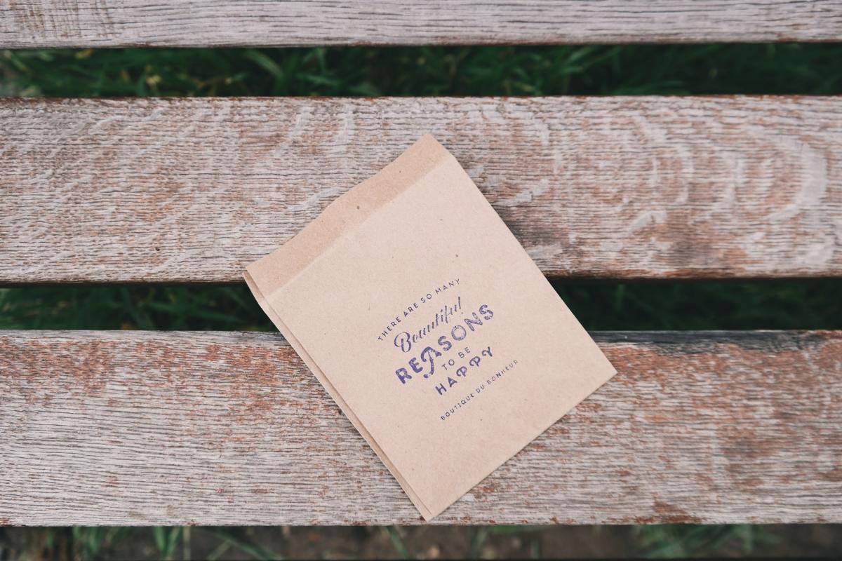 Envelope Paper Blank