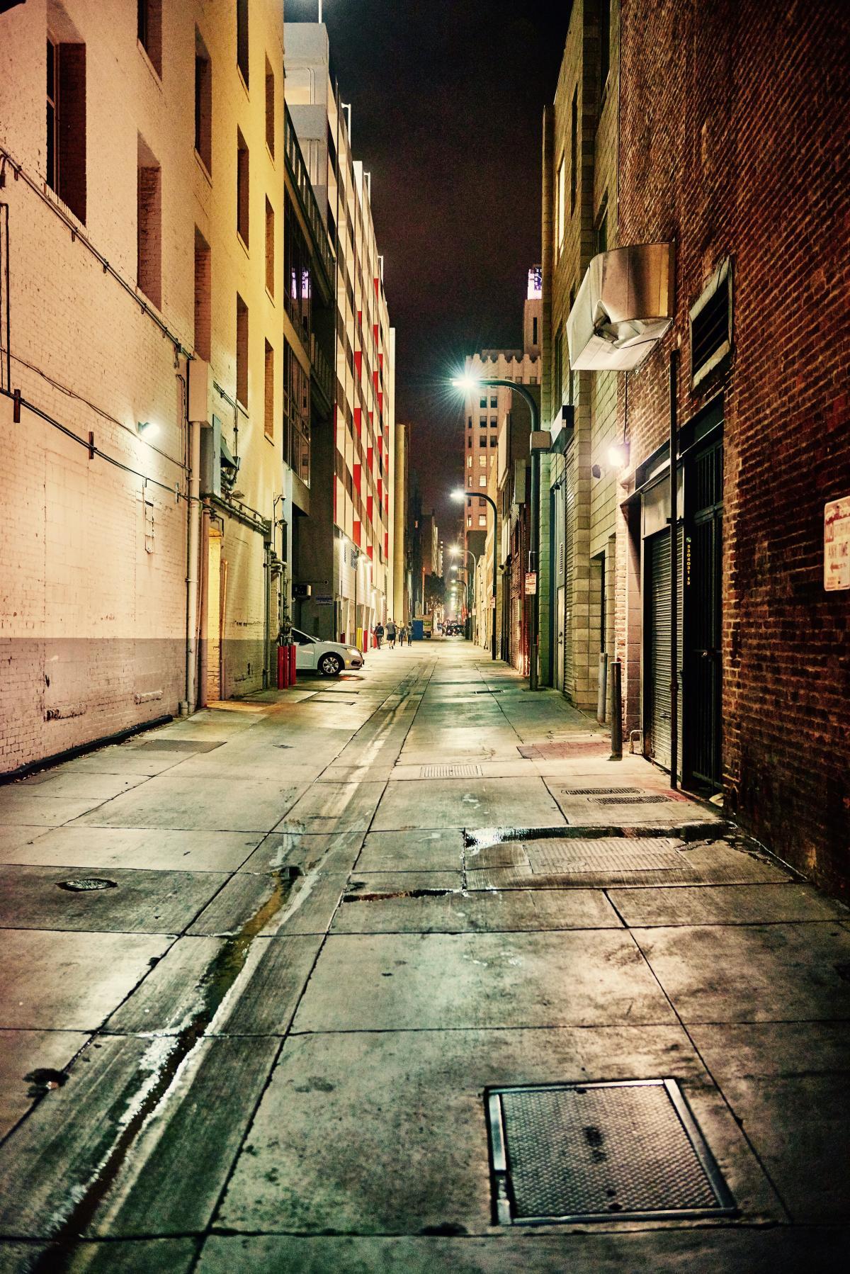 Street Alley Road #124131