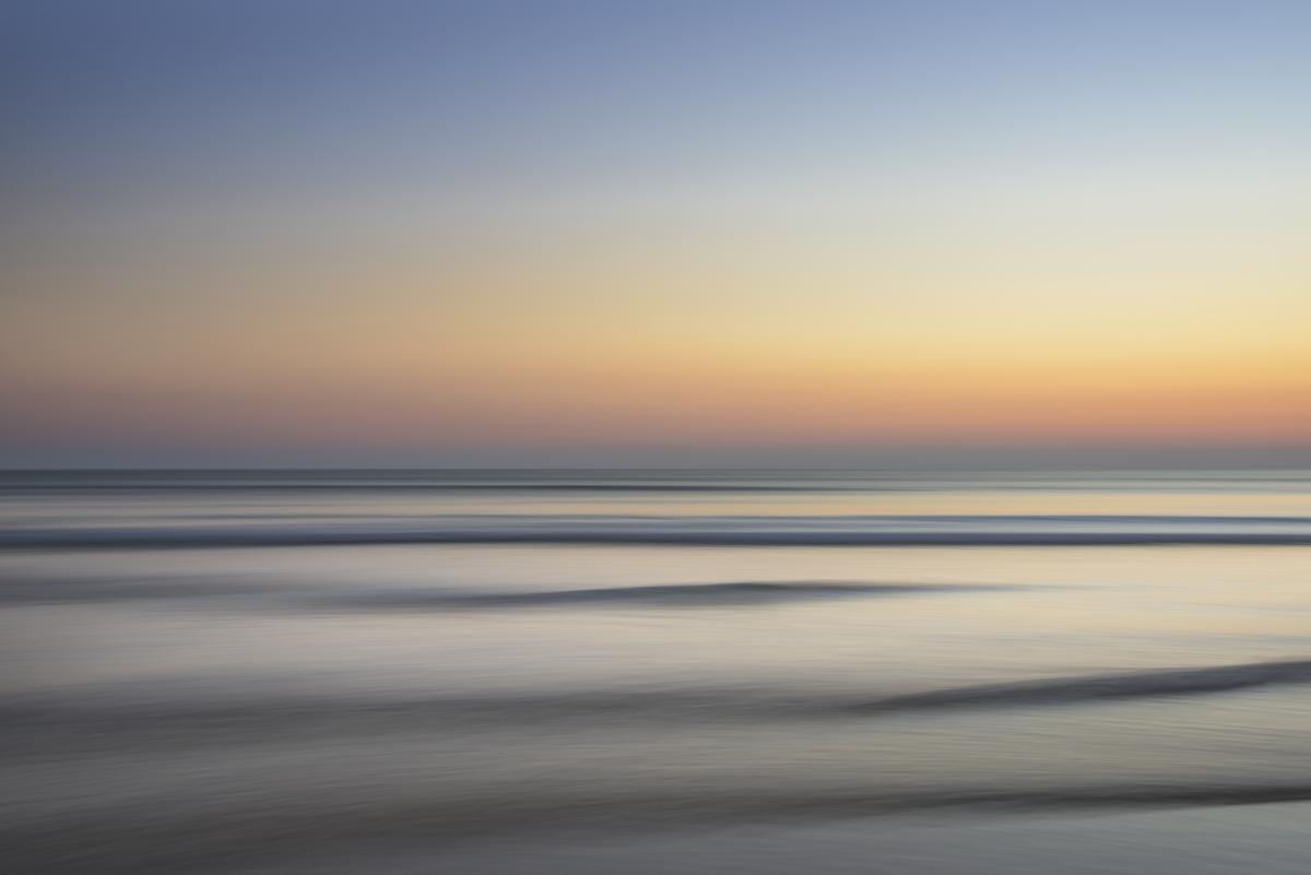 Sky Beach Sunset #12676