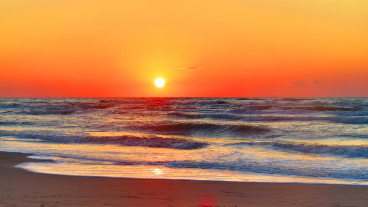 Sun Ocean Sea #127584