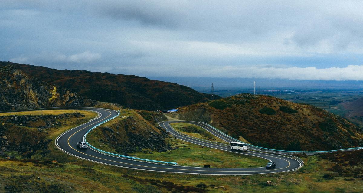 Road Highway Network